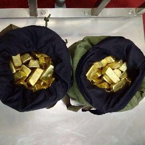 Gold Bars Dore Bars 95 96 Purity 22 Carats