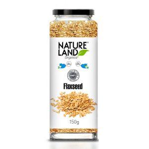 Yellow Flax Seeds