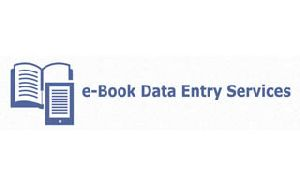 Ebook Data Entry Services