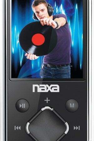 Naxa 4gb Portable Media Player