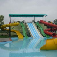 Water Park Pipe
