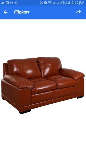 leather 2sset sofa