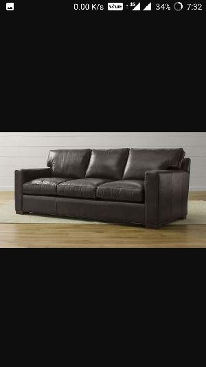 leather sofa 3 seetar