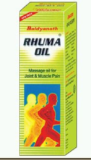 Rhuma Pain Relief Oil