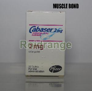 2mg Cabaser tablets