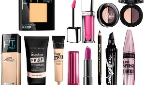 Maybelline Cosmetic Products