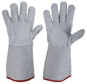 Tig Welding Gloves in Goatskin / Argon Welding Gloves / Argon Gloves / Welding Gloves