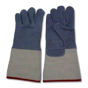 Welder Safety Gloves / Welding Gloves / Cowhide Split Leather Welding Gloves