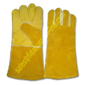 Working Gloves/Welding Gloves/ Cowhide Leather Welding Gloves/ Tig Welding Gloves