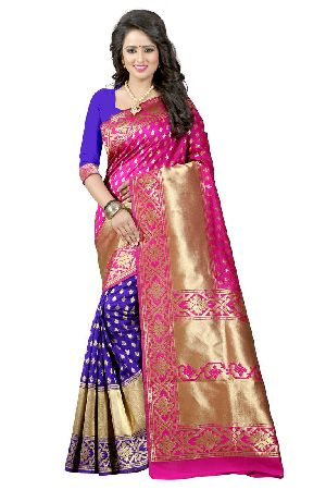 Chanderi Silk Sarees