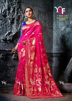 Kanjeevaram Art Silk Sarees