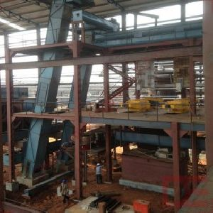 Inclined Bucket Conveyor