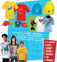 heat transfer printing services