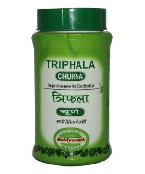 triphala powder how to take