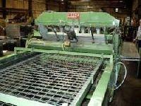 welded mesh machines