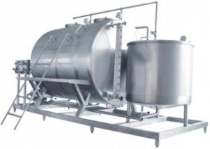 Automatic Cip Cleaning System