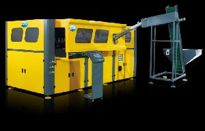 Sb-l1 Fully Automatic Stretch Blow Molding Machine