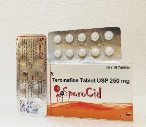Terbicip 250 mg 200