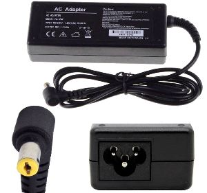 Acer 65w 19v 3.42a 5.5 X 1.7mm Laptop Adapter Battery Charger