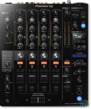 Pioneer Dj Djm-900nxs2 4-channel Dj Mixer