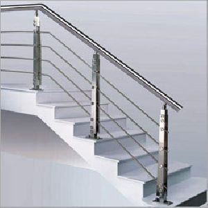 Steel Railing Fitting Services