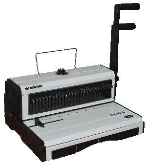 Long Life Wiro Binding Machine T-970e In Noida-nb