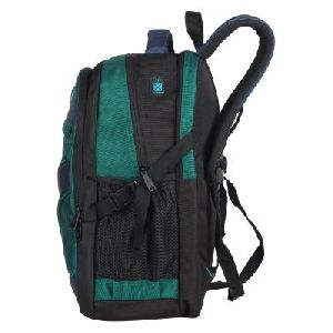 Black And Green Backpack Bags