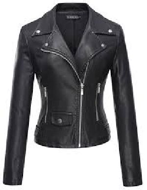 Girls Leather Jacket 03