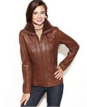Girls Leather Jacket 04