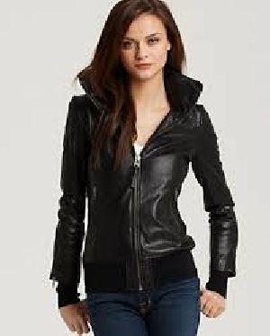 Girls Leather Jacket 06