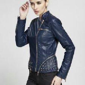 Girls Leather Jacket 11