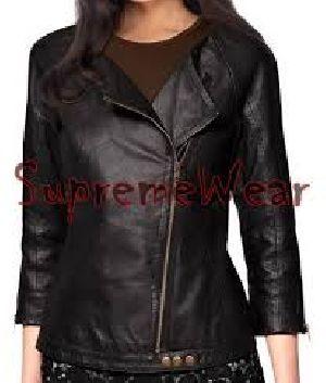 Girls Leather Jacket 12