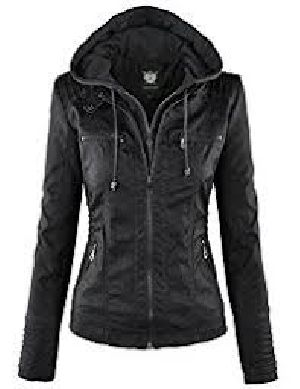 Girls Leather Jacket 13