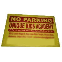 School Advertising Sign Board