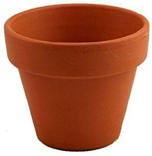 Clay Plain Flower Pots