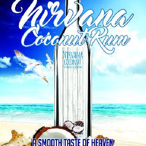 Nirvana Coconut Rum