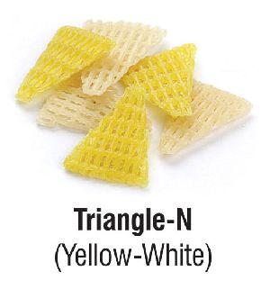 Triangle Shaped 3D Papad
