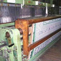 Carpet Weaving Machine