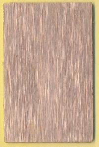 Brushed Copper Tone Designer Laminate