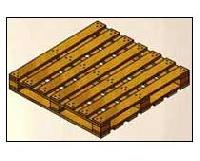 Double Deck Reversible Type Pallets