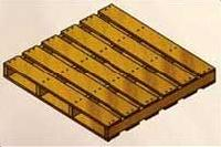 Double Deck Reversible Type Pallets (Heavy Duty)