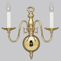 Metal Wall Sconce 02