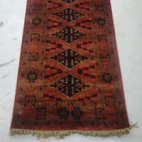 Hand Knotted Woolen Carpets (tribal Design)