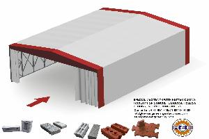Automatic Curing System for Bricks