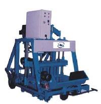 Concrete Block Laying Machine
