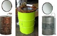 Used Oil Drums