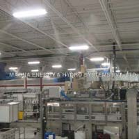 Textile Humidification System