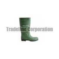 Pvc Green S5 Boot