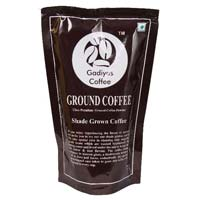 Ground Coffee Powder