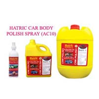 Hatric Car Body Polish Spray